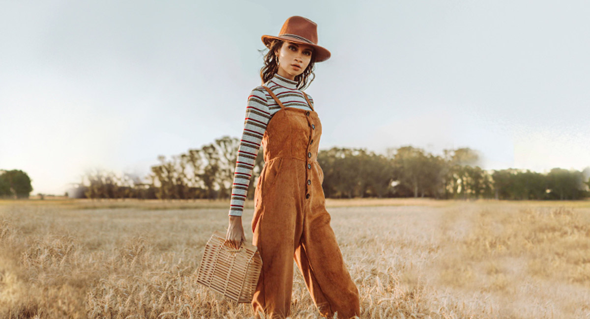 Moda otoño invierno 2020: boho urbano invierno 2020 ropa de mujer. Moda invierno 2020.