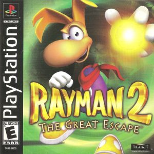 Download Rayman 2: The Great Escape (2000) PS1 Torrent