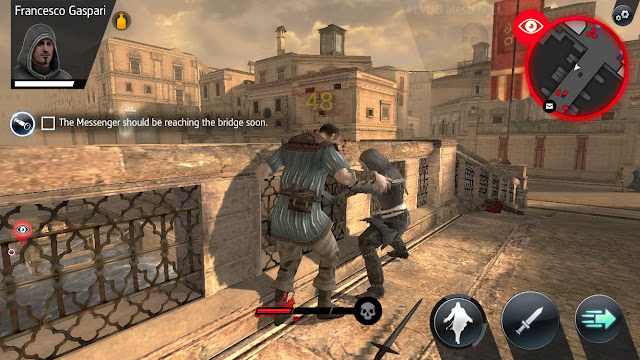 Review – Assassin's Creed Identity assassination
