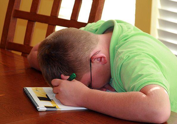 Çocuklarda Davranış Bozukluğu Çeşitleri - Tembellik
