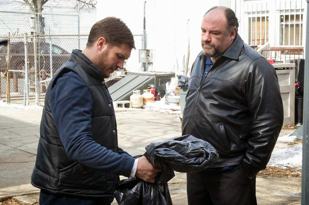 the drop-tom hardy-james gandolfini