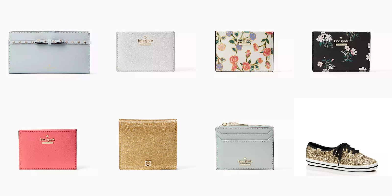 Kate Spade New York offers an extra 30% off all sale items when you use  promo code: GREATFIND. Plus, get free shipping! You can score card holder  as low as ...