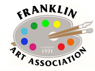Franklin Art Association - Oct 3 Meeting features Vincent Crotty