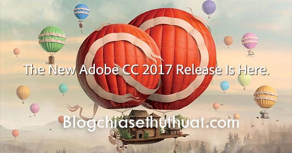 Cập nhật phiên bản Adobe CC 2017 cho hệ điều hành MAC OS
