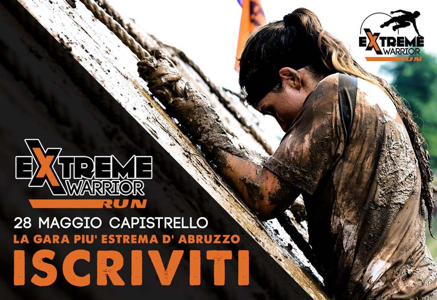 Extreme Warrior Run - Italy 2017