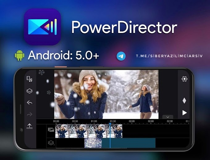 PowerDirector Video Editor v9.1.0 Pro Apk