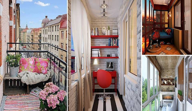 Small Balcony Decor Ideas you Must Try