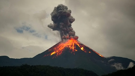 Active Volcanoes on Earth: List of some of the most Dangerous