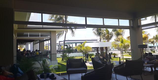Lobby of Riu Montego bay