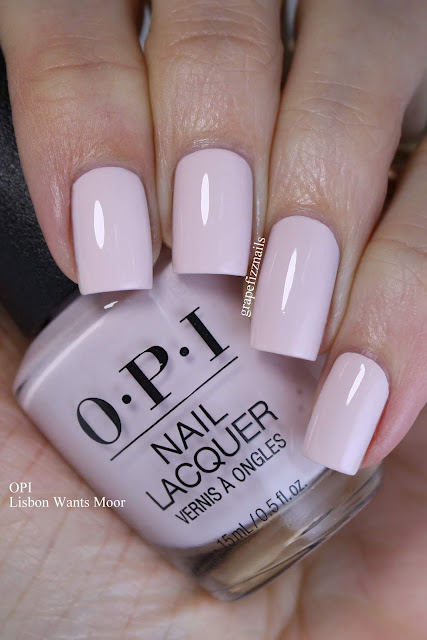 OPI Lisbon Wants Moor, Swatch and Review