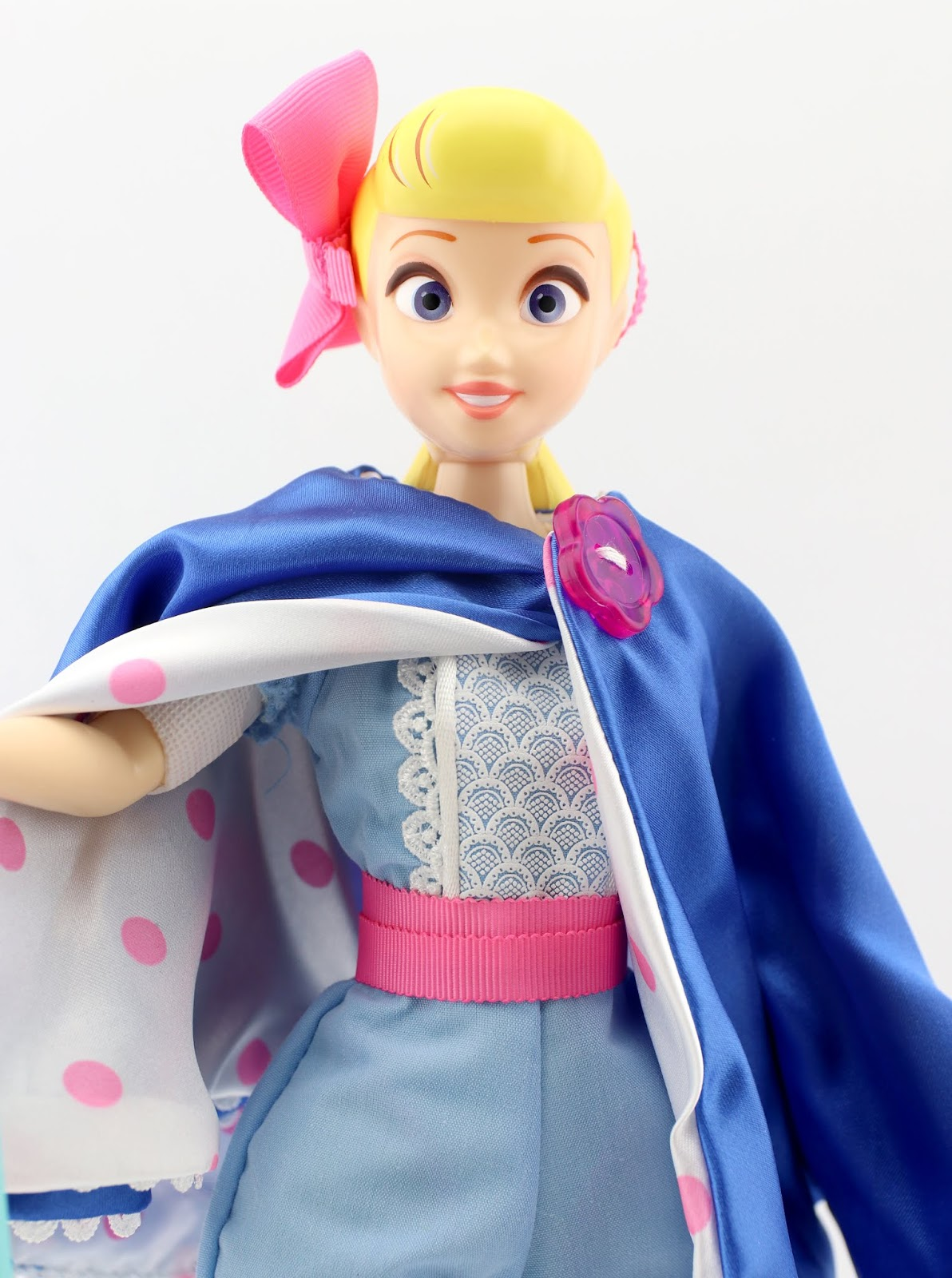 disney store toy story 4 bo peep talking action figure