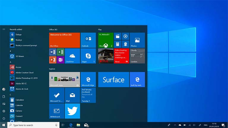 Cara Mudah Instal Ulang Windows 10 Menggunakan Flashdisk (2019)