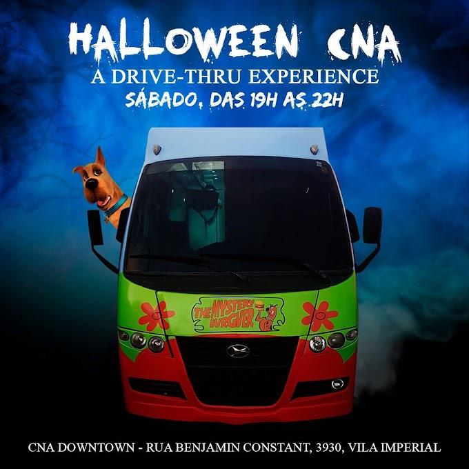 CNA RIO PRETO INOVA MAIS UM VEZ E TRAZ O PRIMEIRO HALLOWEEN DRIVE-THRU DA REGIÃO - #PELAINOTÍCIA