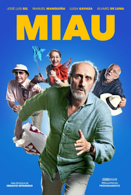 Miau [2018] [DVD R2] [Spanish]