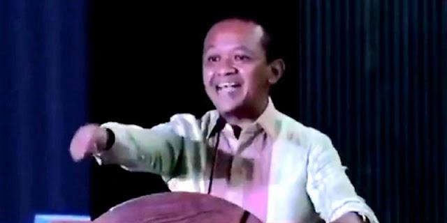 """Jokowi Bisa Celaka, Bahlil Harus Klarifikasi Pernyataan """"Mainkan Dulu Ini Barang, Jangan Kasih Gratis"""""""