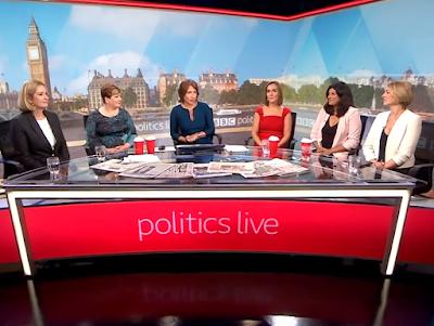 Politics Live news panel