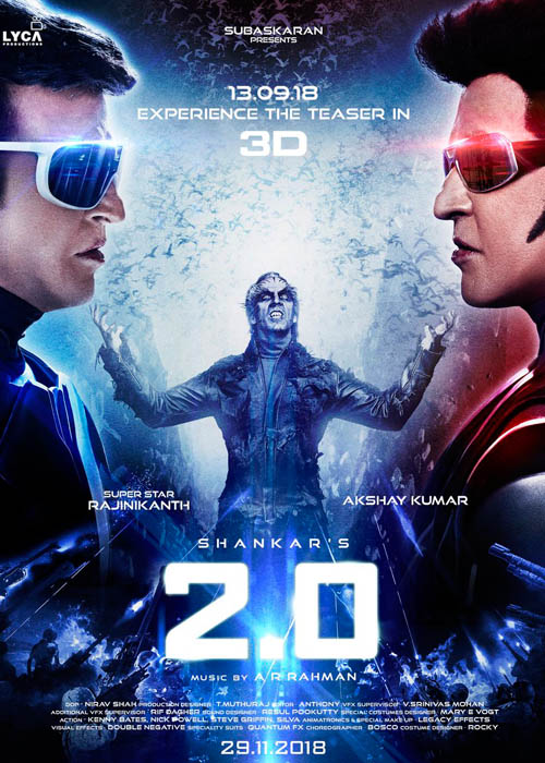 Robot 2.0 Full Movie Download Pagalmovies Filmyzilla Hotstar