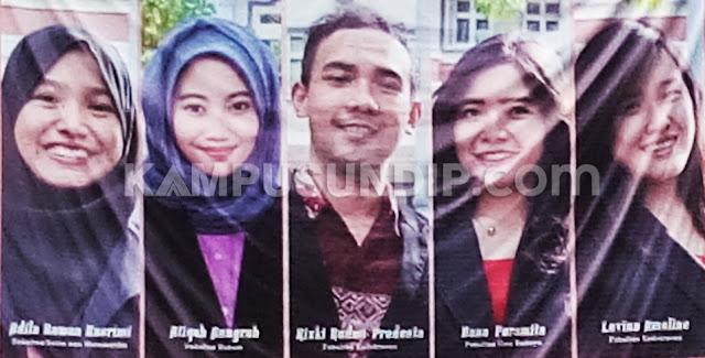 Keren! 5 Mahasiswa Undip Ini Jadi Delegasi HNMUN di Harvard