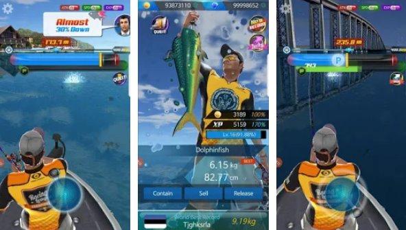 Android Oyun Evrenim Fishing Hook Bass Tournament V1 2 8 Mod Apk