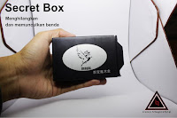 Jual Alat sulap Secret Box
