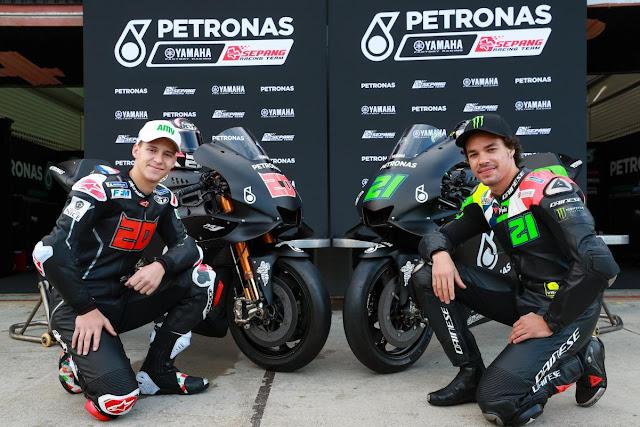 MotoGP Qatar Batal: Quartararo dan Morbidelli kecewa, tapi Tetap di Qatar untuk dukung Moto2 dan Moto3