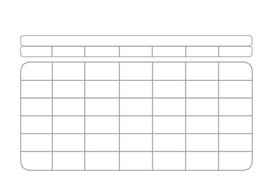 calendario en blanco 2015 - Etame.mibawa.co