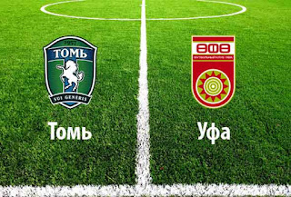 Томь – Уфа  смотреть онлайн бесплатно 02 июня 2019 прямая трансляция в 14:00 МСК.