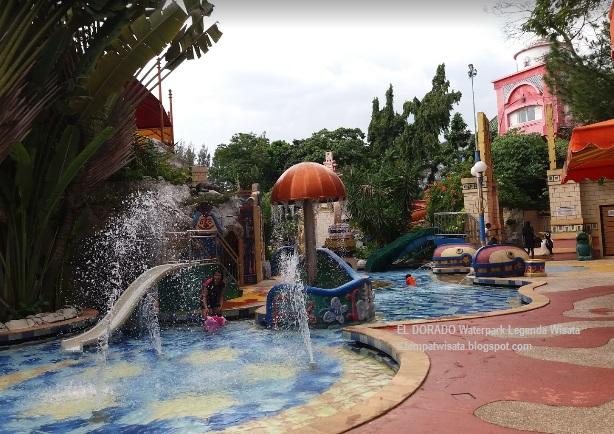 Harga Tiket Masuk Kolam Renang Eldorado Waterpark Cibubur