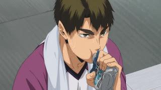ハイキュー!! アニメ 3期9話 牛島若利   Karasuno vs Shiratorizawa   HAIKYU!! Season3
