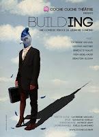 L'affiche de Building par le Coche-Cuche Théâtre