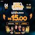 Lote promocional disponível para Léo & Lenno, Vitória Pires e Gustavo Ghael em Ponto Novo dia 04 de abril