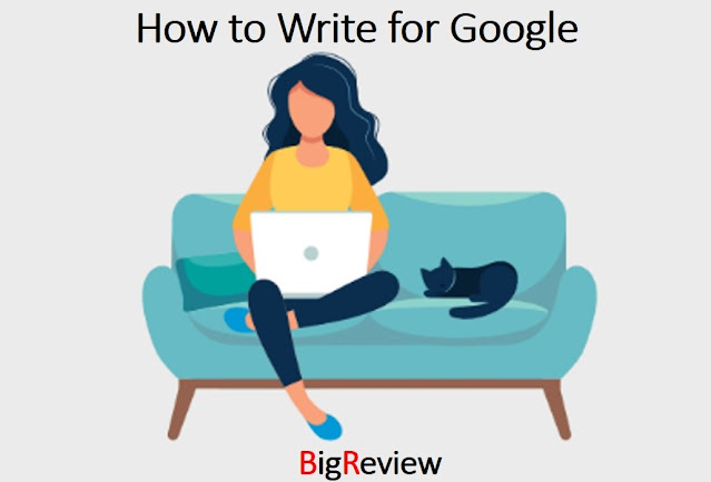 How to Write for Google & Your Readers