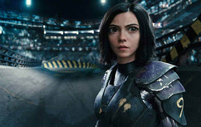 alita battle angel sisi manusiawi emosional cyborg