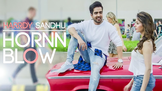 HARDY SANDHU New song HORNN BLOW