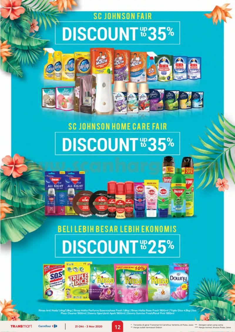 Katalog Promo Carrefour 21 Oktober - 3 November 2020 12