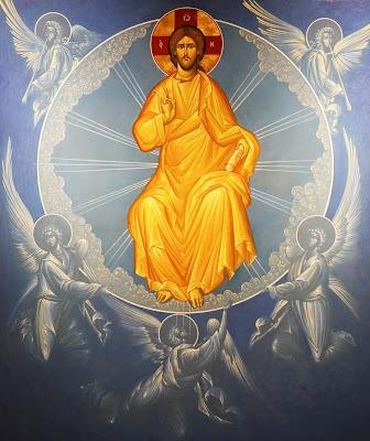Imagem da Ascensão de Jesus Cristo, ícone, #2