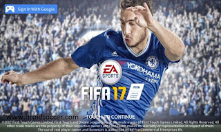 DLS17 MOD FIFA17 by Alan Iksan Apk + Data Obb