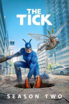 The Tick 2ª Temporada Torrent - WEB-DL 720p/1080p Dual Áudio