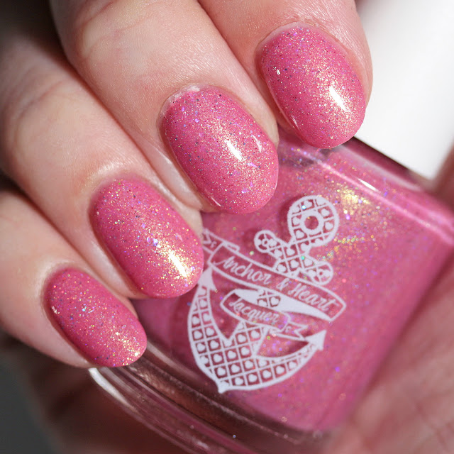 Anchor & Heart Lacquer Sweet Little Cookie