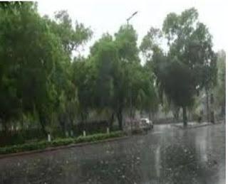 अनुमान है कि यूपी में इसी हफ्ते मानसून प्रवेश कर जाएगा, मानसूनी बारिश के भी आसार बन रहे हैं 