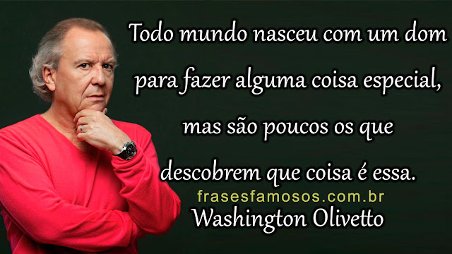 Frases de Washington Olivetto