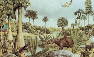 Era terciaria en la prehistoria