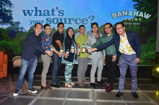 Filipino-owned Philippine Bottling Beverage Launches Banahaw Spring Purified Water