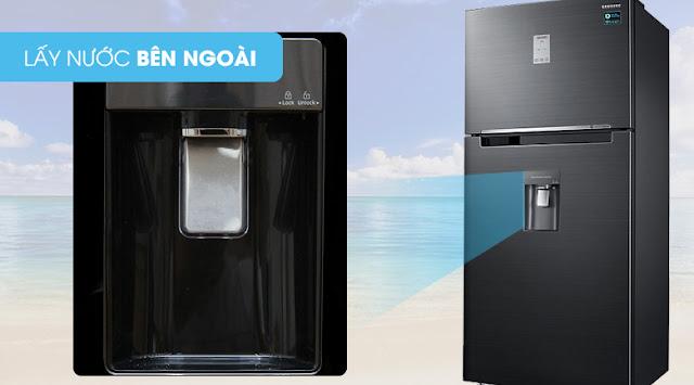 Tủ lạnh Samsung Inverter 502 lít RT50K6631BS/SV