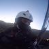 Durante voo de parapente, esportista gravou confronto entre bandidos e PM's, em Quixadá; veja vídeo