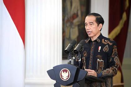 Peringati Hari HAM, Presiden Jokowi Ajak Semua Pihak Perkuat Komitmen Pemenuhan Hak Asasi
