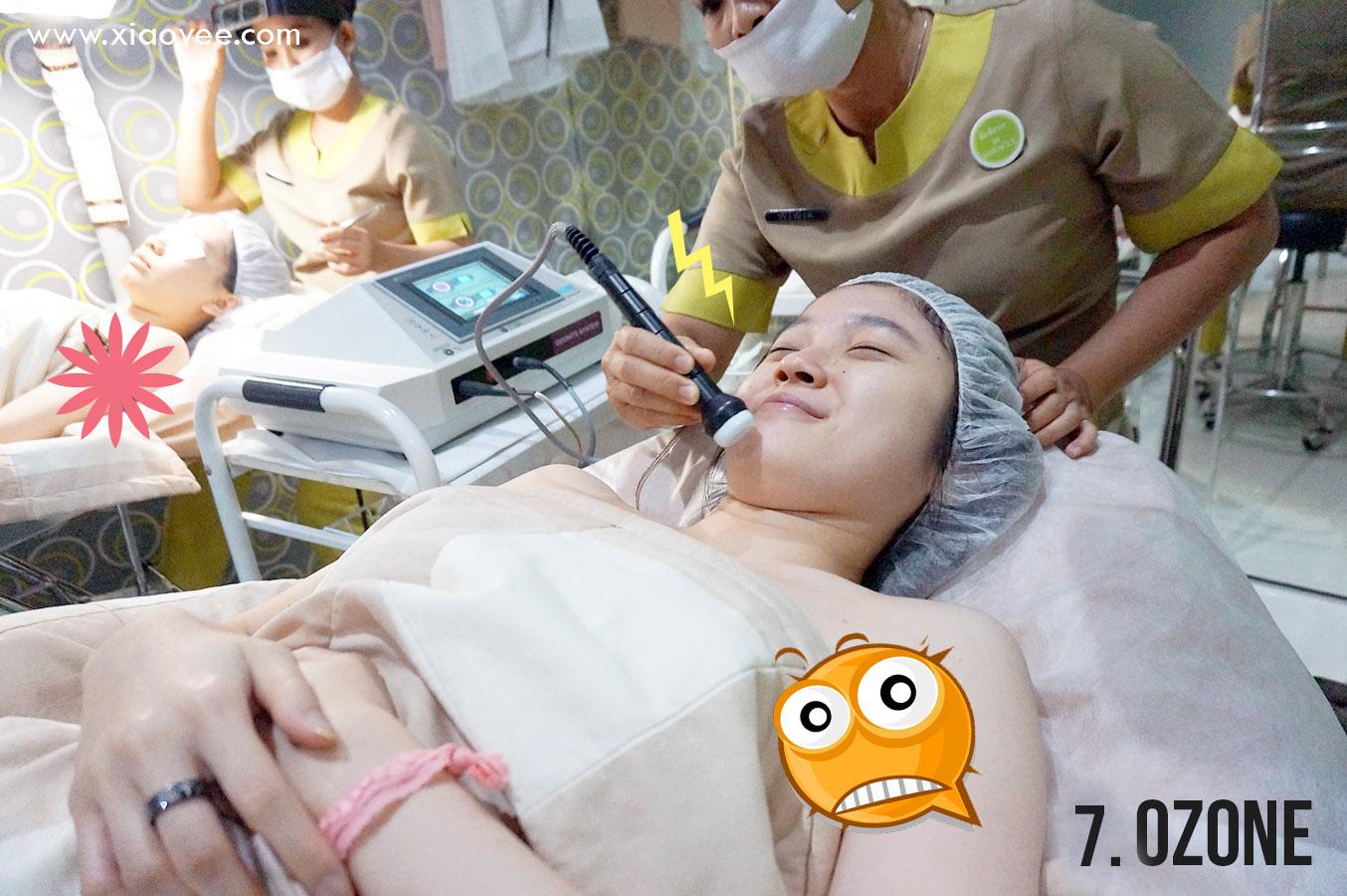 ozone, terapi ozon, ozone therapy, facial ozon terapi, facial terapi ozon