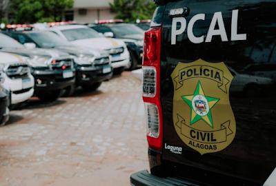 Governo de Alagoas divulga resultado das provas do concurso da Polícia Civil