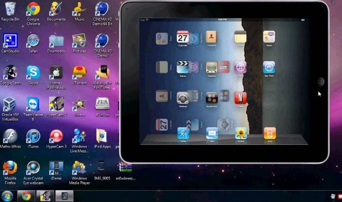 Emulator tuk Jalankan Aplikasi iOS di Laptop/PC - iPad Simulator