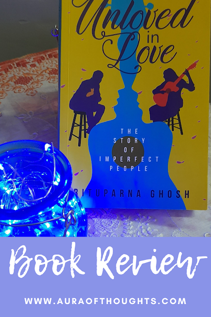 Unloved in love book review - MeenalSonal